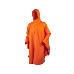 Накидка дождевая Seeland Rainy Poncho, Fluorescent Orange (10021129799)