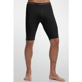 Шорты мужские Icebreaker Mens Sprint Shorts Black/Monson (102054001)