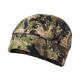 Шапка мужская Harkila Q Fleece Beanie Hat, Камуфляж (Optifade Ground Forest)