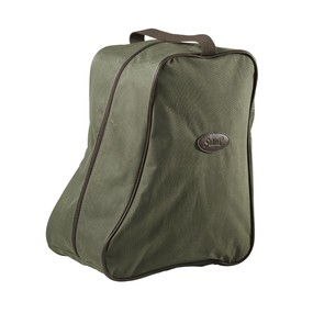 Сумка для обуви Seeland Boot bag, design line, Green/Brown (34020343900)