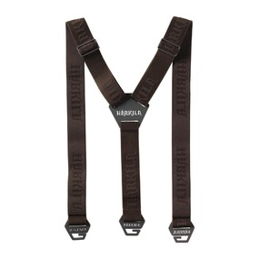 Подтяжки Harkila Tech braces, Willow green/Shadow brown, One size (21010366399)