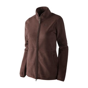 Байка женская Seeland Bolton Lady fleece, Bitter chocolate