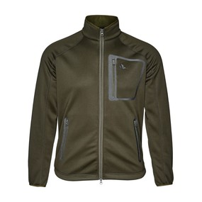 Куртка мужская Seeland Hawker storm fleece jacket, Pine green
