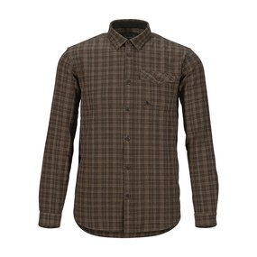 Рубашка мужская Seeland Stalk shirt, Otter brown