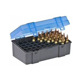 Коробка Plano для 50 патронов кал. .220 Swift, .243Win, .257 Roberts, .270WSM, .300WSM, .243Win, .308W